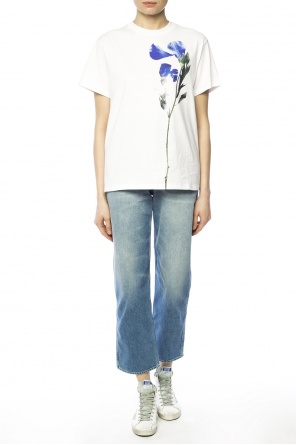 Printed t-shirt od Golden Goose