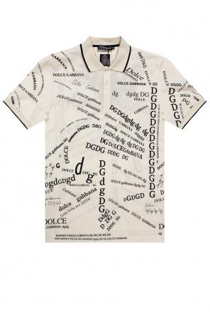 Polo shirt with logo od Dolce & Gabbana