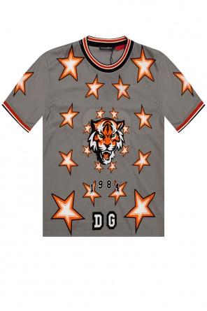 Printed t-shirt od Dolce & Gabbana