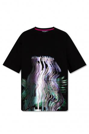 Oversize t-shirt od Dolce & Gabbana