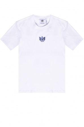 T-shirt with logo od ADIDAS Originals