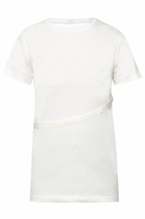Cut-out t-shirt od Helmut Lang