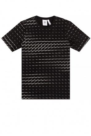 T-shirt with logo od ADIDAS Originals