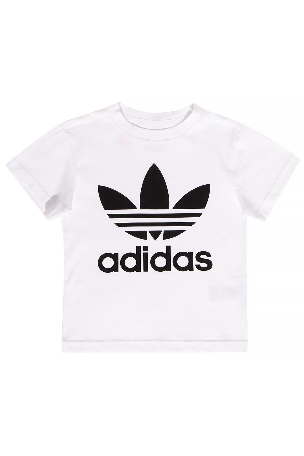 ADIDAS Kids T-shirt with logo