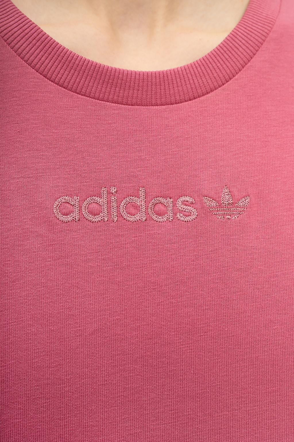 ADIDAS Originals 图案饰T恤