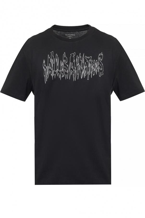 T Shirt Z Nadrukiem 'Hallucinations' by All Saints