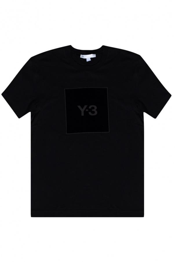 Y-3 Yohji Yamamoto T-shirt with logo
