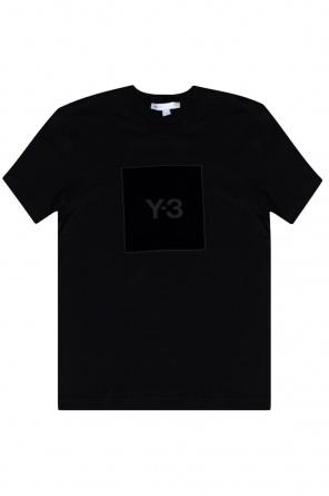 T-shirt with logo od Y-3 Yohji Yamamoto