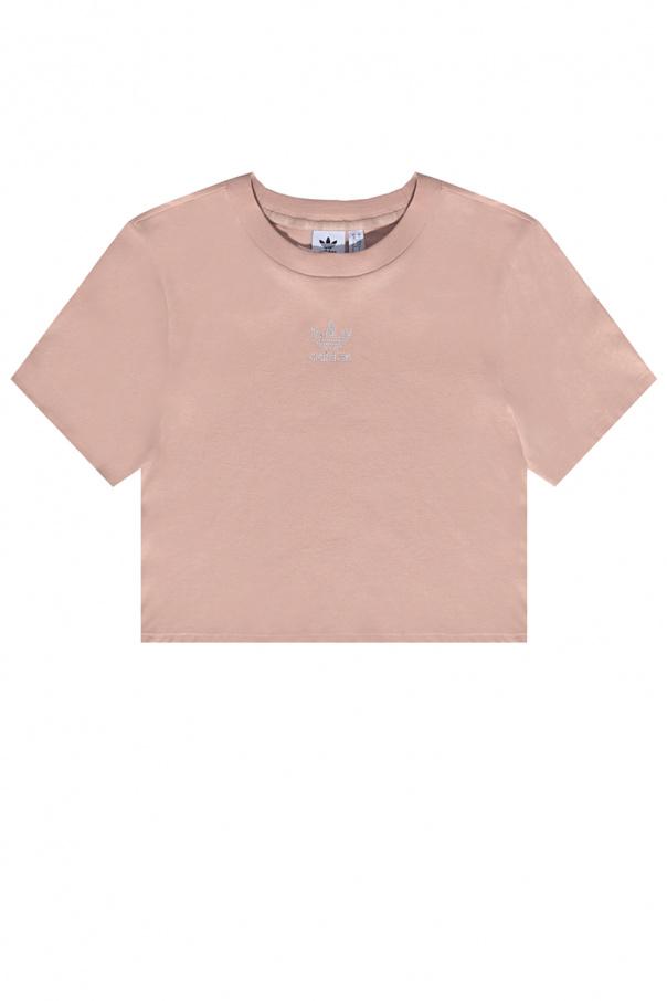 ADIDAS Originals Krótki t-shirt z logo