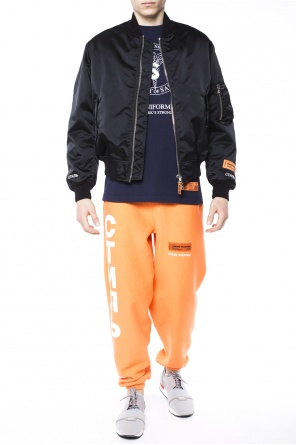 Heron preston x nyc od Heron Preston