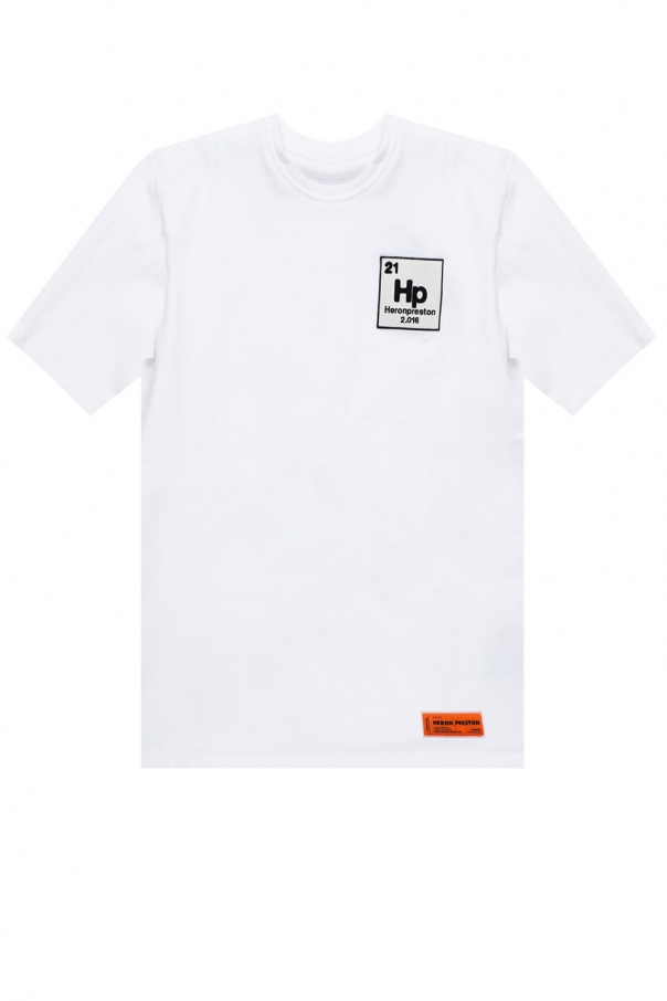 Heron Preston T-shirt with logo