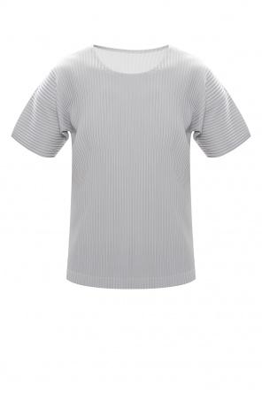 褶皱饰t恤 od Issey Miyake Homme Plisse