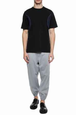 Patched t-shirt od Marni