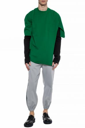 Double-layered long sleeve t-shirt od Marni