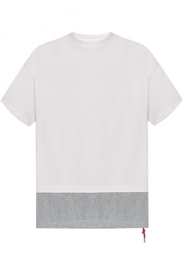 Marni T-shirt with drawstrings