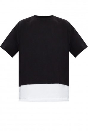 T-shirt with logo od Marni