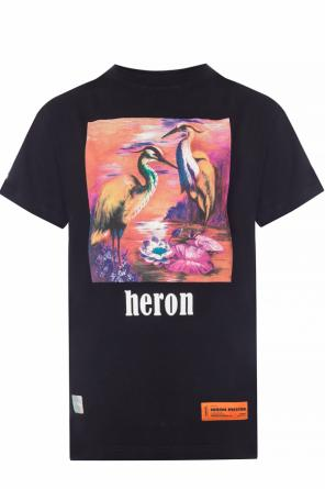 Logo-printed t-shirt od Heron Preston