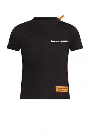 Logo t-shirt od Heron Preston