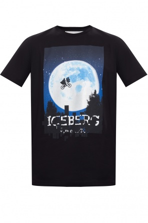 T-shirt with logo od Iceberg
