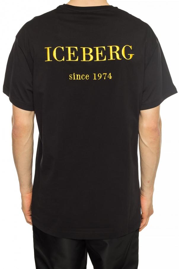 Printed t-shirt od Iceberg
