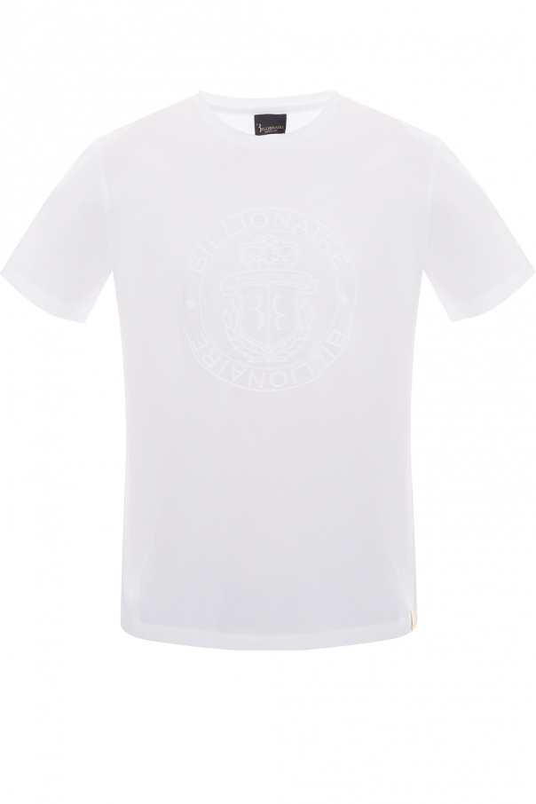 T-shirt with logo od Billionaire
