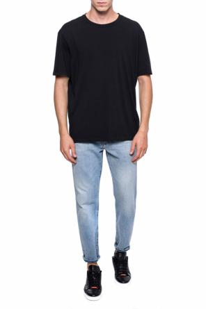 'interger' crewneck t-shirt od AllSaints
