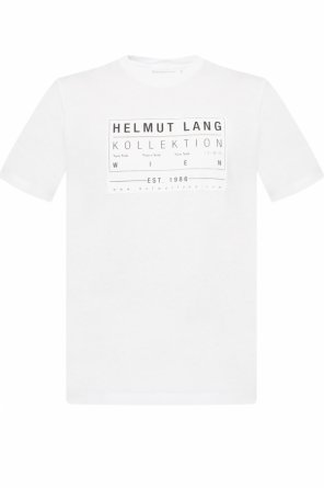 Patched t-shirt od Helmut Lang