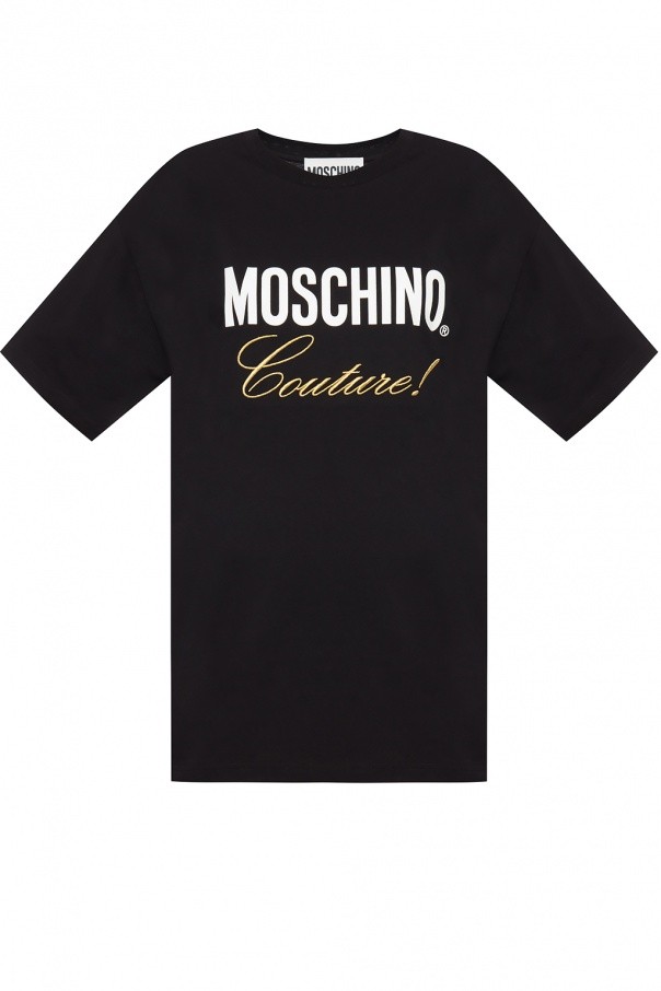 3aa5f2c2a Crewneck T-shirt Moschino - Vitkac shop online
