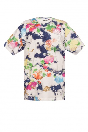 Patterned t-shirt od Moschino
