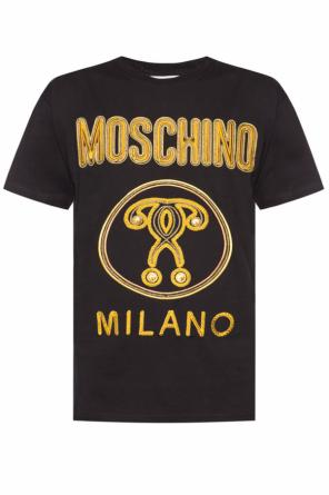 Branded t-shirt od Moschino