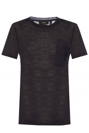 Wool t-shirt od Theory