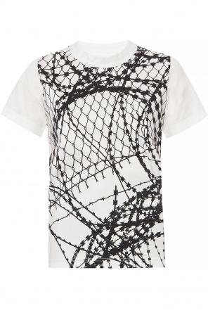 Printed t-shirt od Junya Watanabe Comme des Garcons