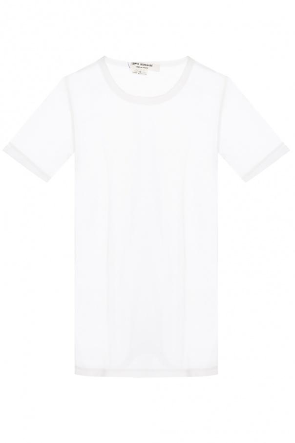 Junya Watanabe Comme des Garcons Sheer T-shirt