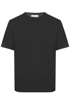 Logo-embroidered t-shirt od J.W. Anderson