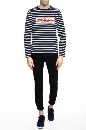 Striped t-shirt with long sleeves od J.W. Anderson