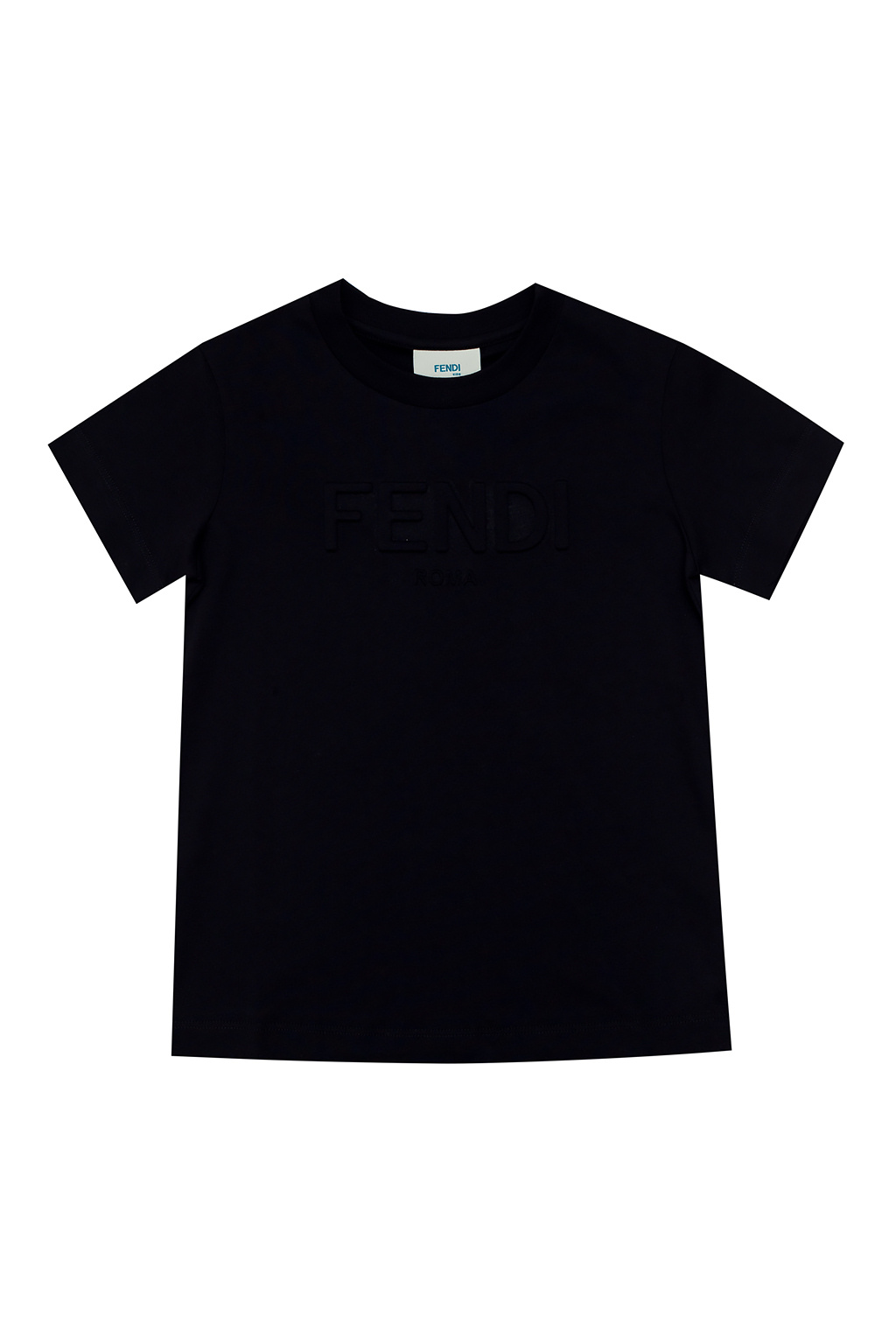 Fendi Kids 品牌T恤