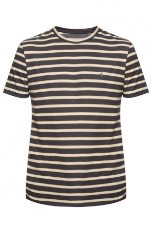 'jockey' embroidered t-shirt od AllSaints