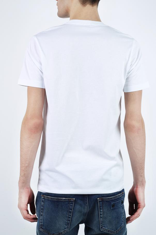 T-shirt z nadrukiem od Paul Smith