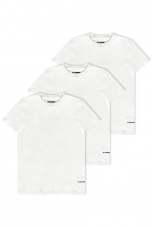 T-shirt three-pack od JIL SANDER+