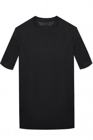 Cotton t-shirt od JIL SANDER