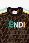 Fendi Kids Logo T-shirt