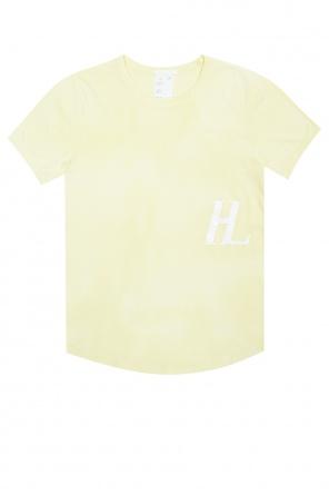 Logo t-shirt od Helmut Lang