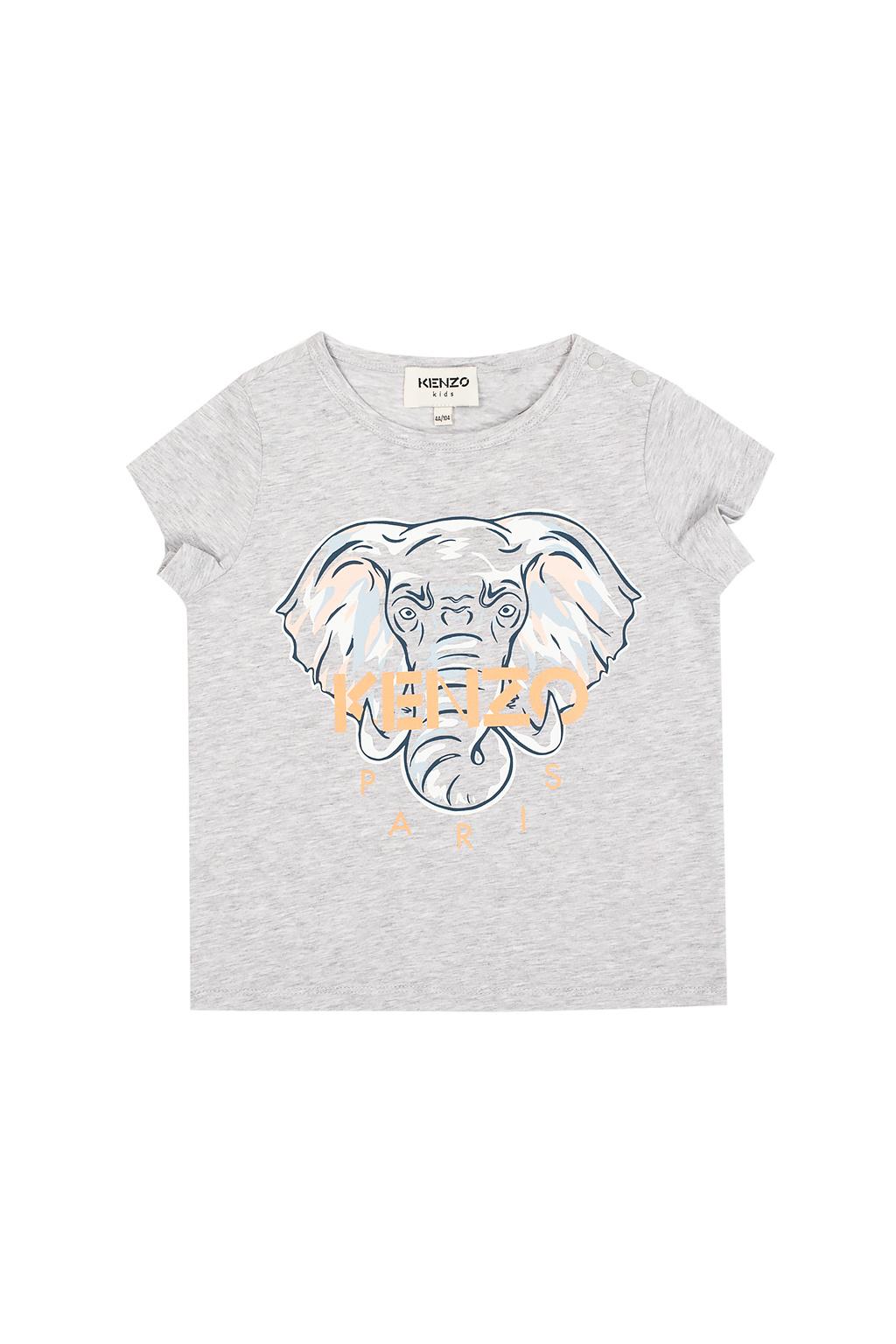 Kenzo Kids Printed T-shirt