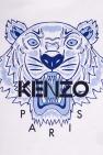 Kenzo Kids T-shirt z głową tygrysa
