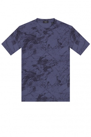 Printed t-shirt od Theory