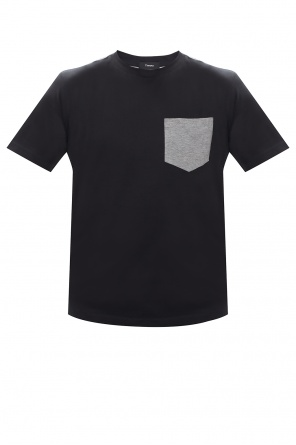 T-shirt with pocket od Theory
