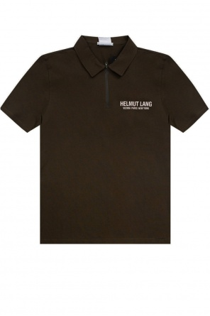 Polo shirt with logo od Helmut Lang