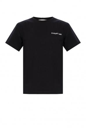 Logo-embroidered t-shirt od Helmut Lang