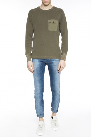 Sweatshirt with pocket od Kent & Curwen