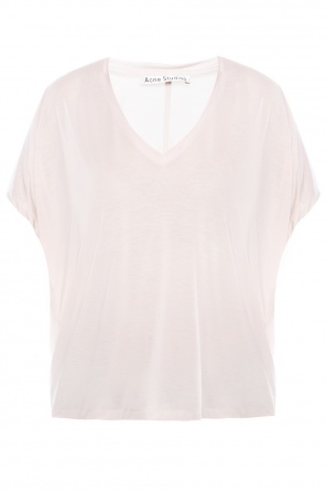 V-neck t-shirt od Acne
